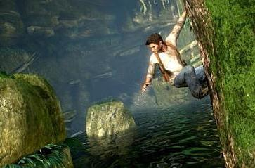 Joystiq interviews Sony about Uncharted at PAX 07