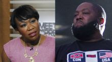 Killer Mike Tried To Call Out Joy Reid For Promoting 'H&M'. She Shut It Down Fast.
