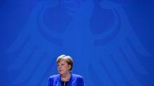 Angela Merkel de retour à la chancellerie