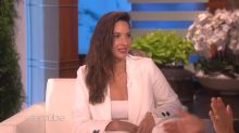Olivia Munn says she was 'chastised' after telling her 'Predator' castmates about sex offender controversy