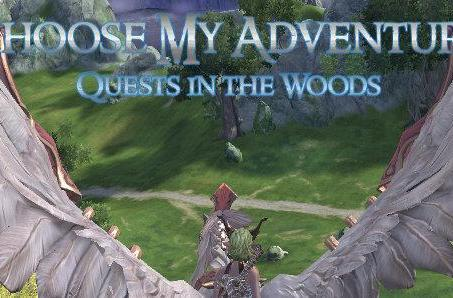 Choose My Adventure: TERA questing with Rielene