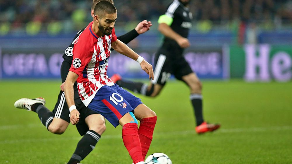 Qarabag 0 Atletico Madrid 0: Simeone's side in trouble after shock draw