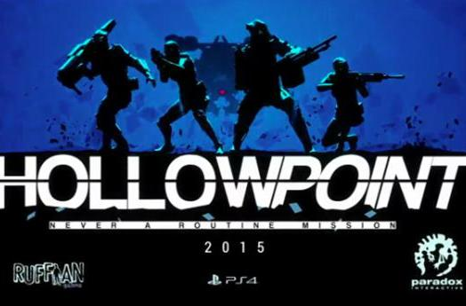 Hollowpoint from Ruffian revealed for PS4