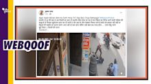 Video of Man Stabbing Wife in Delhi Viral With False Communal Spin