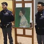 Missing Gustav Klimt Painting Found 22 Years Later at Ricci Oddi Gallery Where It Was 'Stolen'