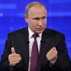 Putin: ready for Trump talks but U.S. elections could complicate ties