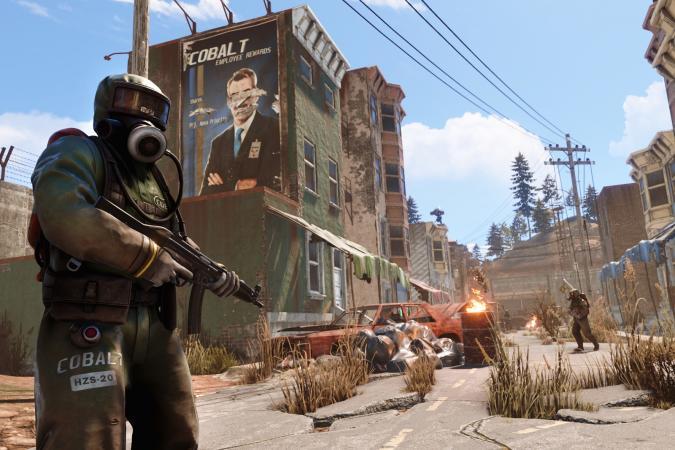 'Rust' survival game