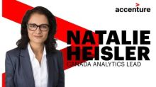 Accenture Appoints Natalie Heisler as Managing Director, Accenture Analytics Lead for Canada