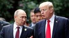 Russia says Trump invited Putin to U.S. during phone call