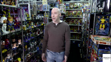 This X-Men collector has spent more than $150K on memorabilia: 'People think I'm crazy'