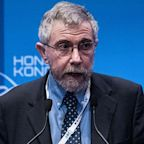 Paul Krugman says he's feeling 'more positive than I expected to be' about the economy