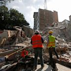 Mexico City Earthquake: Children Dead As School Falls