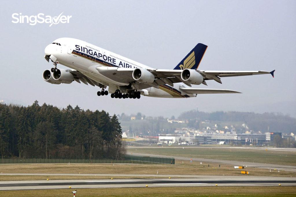 Should You Upgrade Your Singapore Airlines Flight With KrisFlyer Miles?