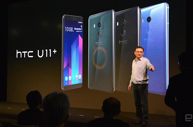 HTC smartphone president Chialin Chang has resigned