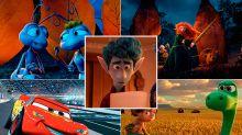 ¿Se merecen 'Bichos', 'Brave' o 'El viaje de Arlo' ser consideradas películas menores de Pixar?