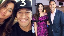 'Other things in life': Maria Folau's huge call amid husband's controversy