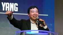Andrew Yang is among top 3 Democratic presidential candidates — based on new web traffic data