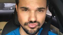 Taylor Lautner, de estrella adolescente con 'Crepúsculo' a desaparecer completamente de las pantallas