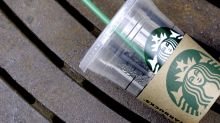 Woman finds unusual tablets at the bottom of Starbucks drink: 'I was scared to death'