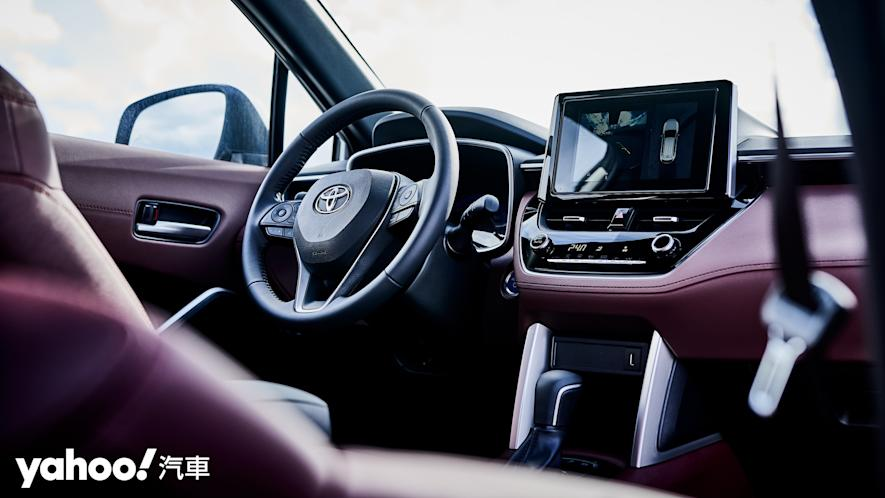 目標明確的新世代跨界之霸!Toyota Corolla Cross 1.8 Hybrid旗艦版花蓮試駕! - 12