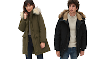 Get ready for winter and save 50% off all Gap outerwear