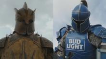 Twitter loves 'Game of Thrones'-Bud Light Super Bowl commercial