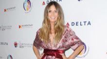"Heidi Klum unterstützt ""Mothers2Mothers"" im Kampf gegen Aids"