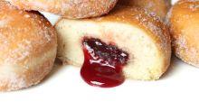 Ist die Marmelade in Krapfen und Donuts gar nicht echt?