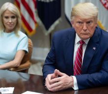 Donald Trump says he will not fire Kellyanne Conway over 'repeated violations' of ethics laws
