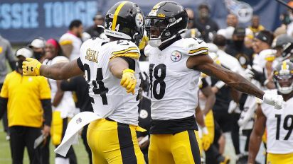 Then there was 1: Steelers AFC's last unbeaten
