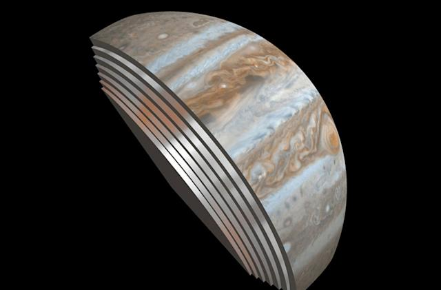 NASA's Juno probe napped through its latest Jupiter flyby