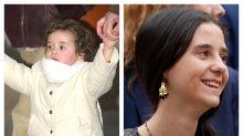 Victoria Federica alcanza la mayoría de edad: así la hemos visto crecer