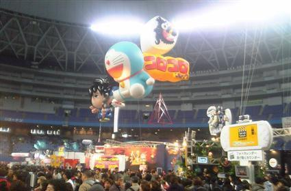 Nintendo and Sega dominate Japan's World Hobby Fair 2007