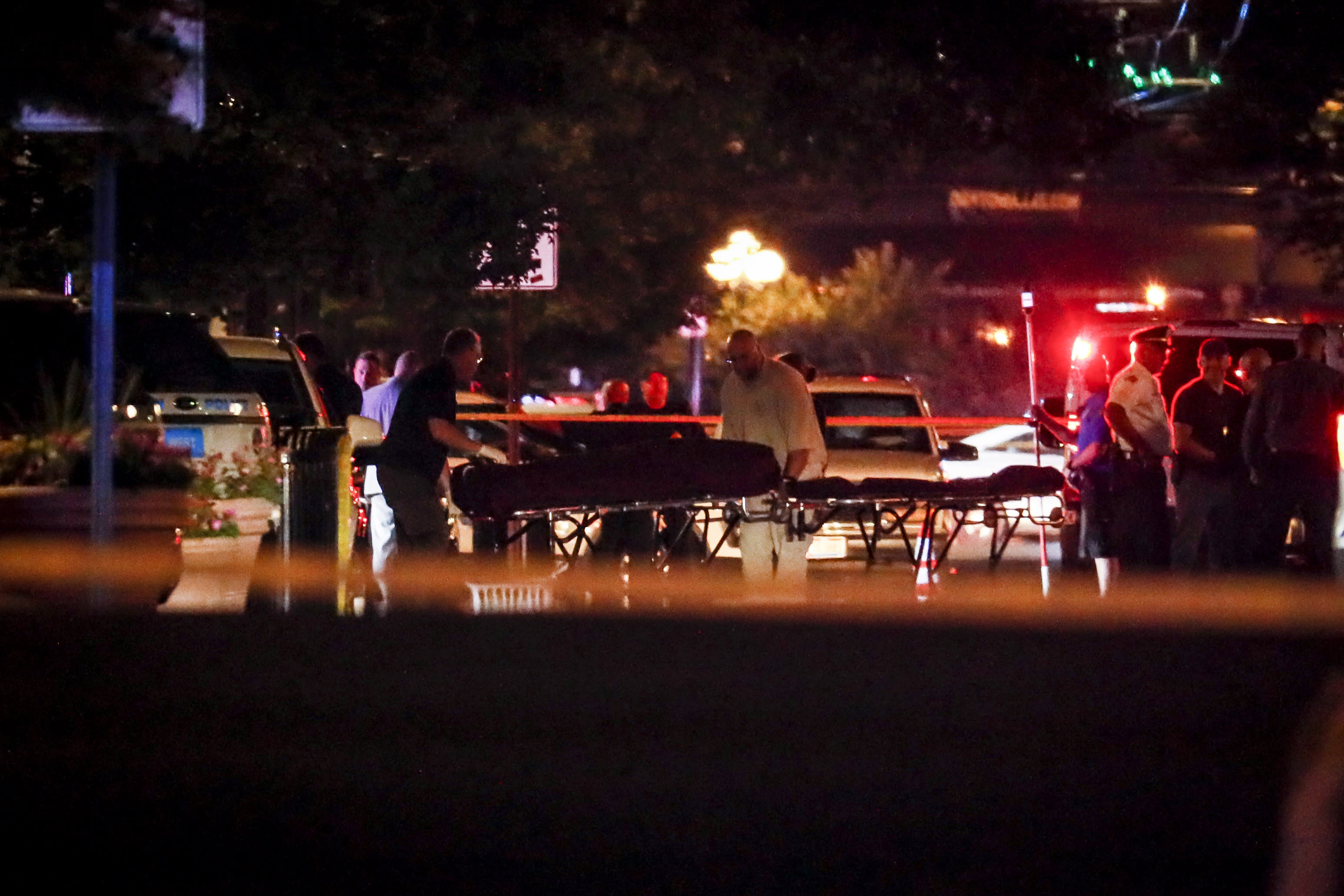 Nine dead in OH shooting and at least 16 injured