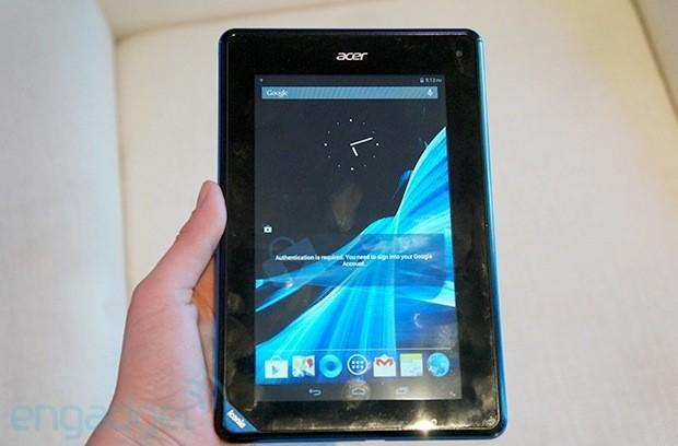 Acer Iconia B1-A71 hands-on
