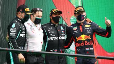 贏得葡萄牙GP冠軍Hamilton破F1勝場紀錄