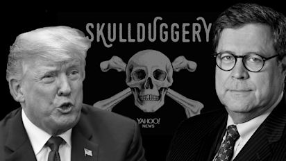 Trump first wanted AG pick Barr for another job
