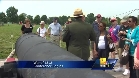 Annapolis kicks off War of 1812 conference
