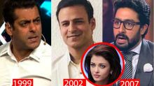 OMG! Vivek Oberoi Puts His Ex-Girlfriend Aishwarya Rai's Personal Life On Twitter In Election Lingo!