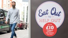 Deliveroo wants Eat Out to Help Out scheme to make a comeback