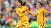 Sam Kerr picks a good time for fame