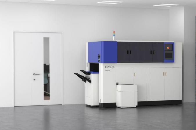 PaperLab: Epson verlegt das Papier-Recycling in den Tee-Küche