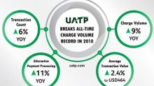 UATP Has Record-Breaking 2018