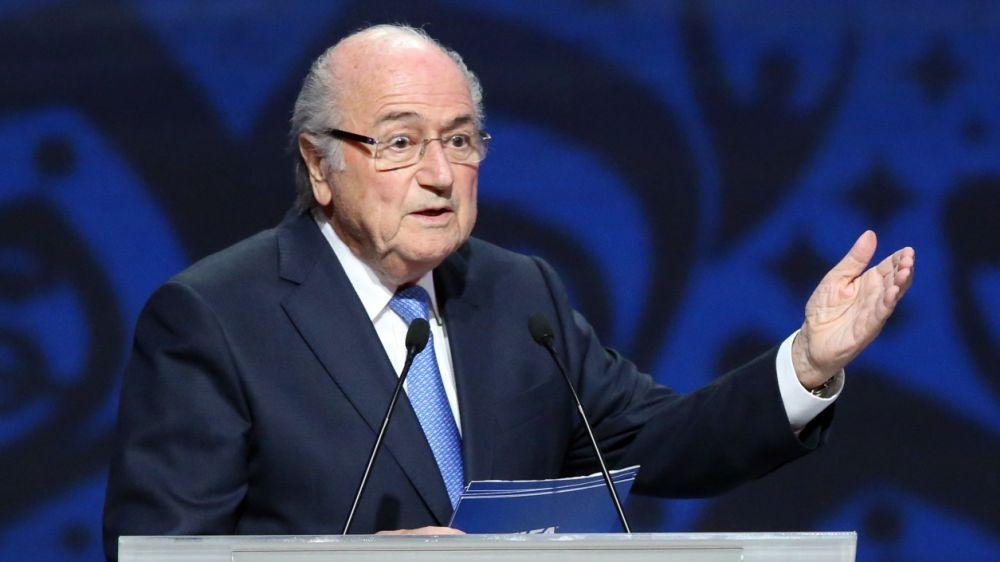 Mondiaux 2018 et 2022: Blatter entendu dans le cadre d'une enquête en France