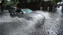 More thunderstorms hit Melbourne