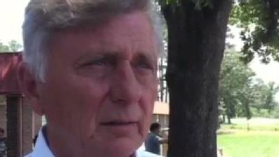 WEB EXTRA: Gov. Beebe Talks Natural Disasters