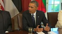 Obama Outlines Plans for a Possible Strike on Syria