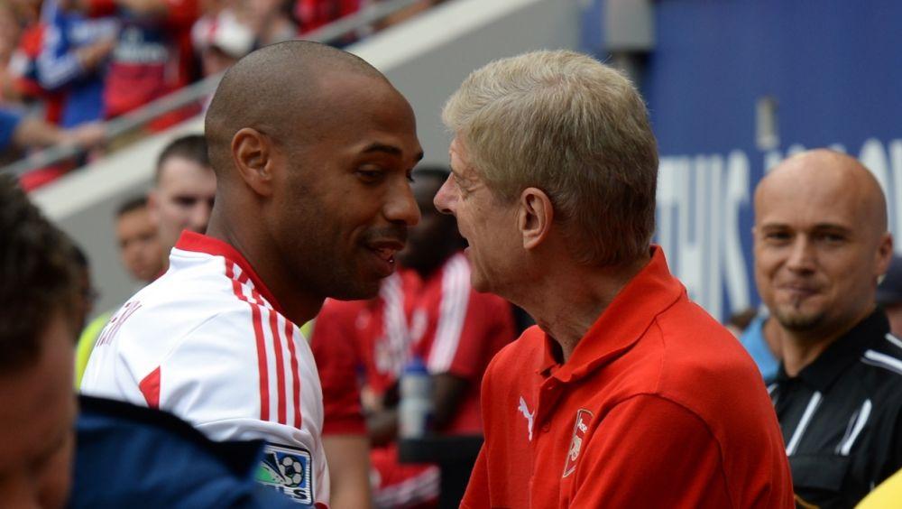 """Pour Thierry Henry, entrainer """"Arsenal n'est pas un dû"""""""