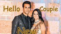 Pulkit Samrat attends iftar party with wife Shweta Rohira