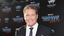 """David Hasselhoff's Road to 'Guardians of the Galaxy'? 'It All Started with """"Knight Rider!""""'"""